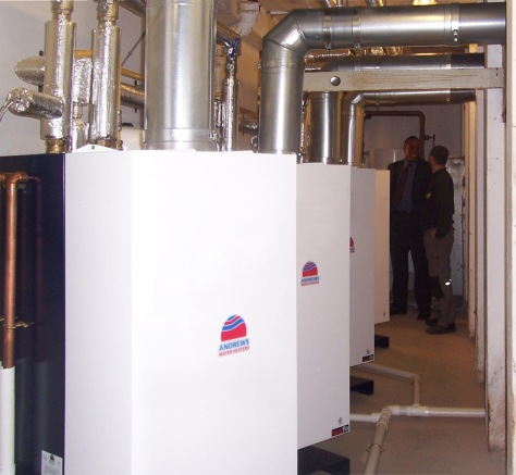 Premier Inn, Brighton, New Plant Room