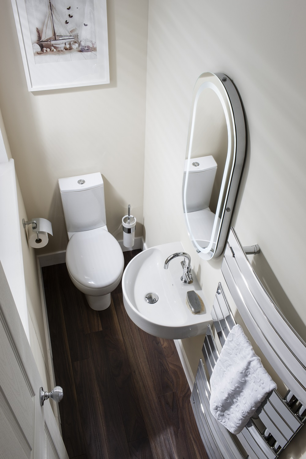 New space saving solution architecture design innovation for Small bathroom ensuites