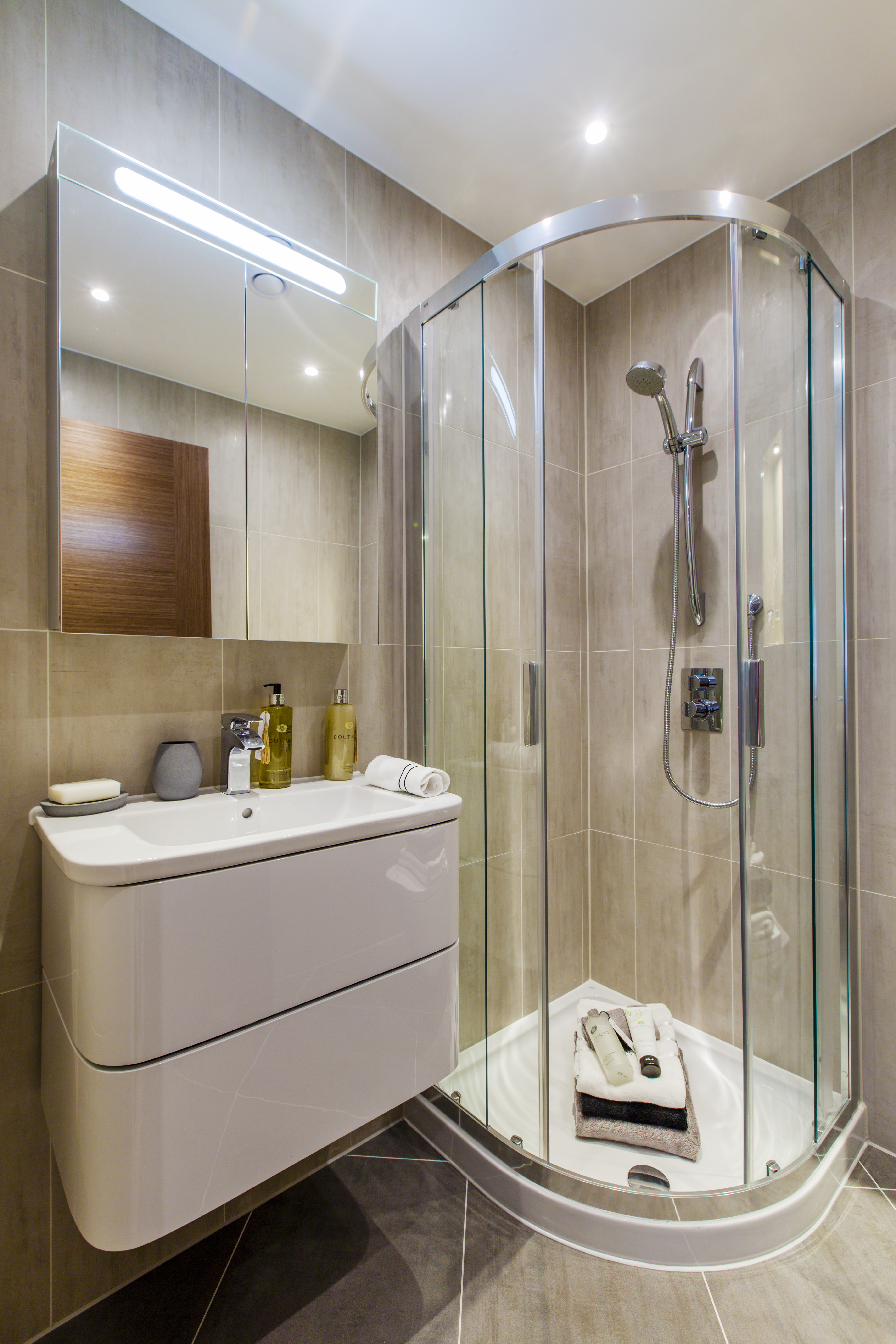 Luxury London Apartments Get The Roca Bathroom Treatment
