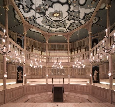 The Globe Theatre 2014 Allies and Morrison (c) Nick Gutteridge