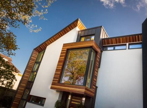 Ty Oriel, Cardiff by Downs Merrifield Architects (c) Rob Boltman