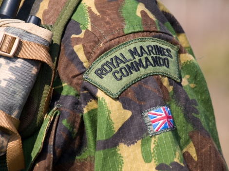 Royal Marines Command