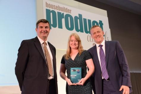 Vent-Axia Housebuilder Awards PR