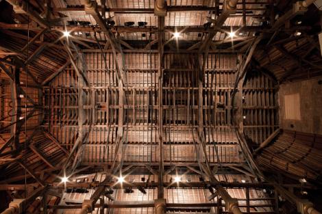 St Georges Chapel © Richard Davies