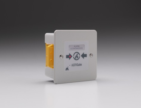alarmcalm solo angle LED on