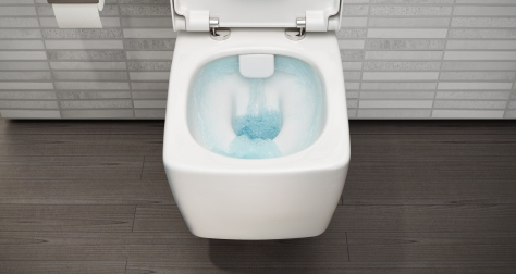 VitrA - T4 RIM-EX WC in action