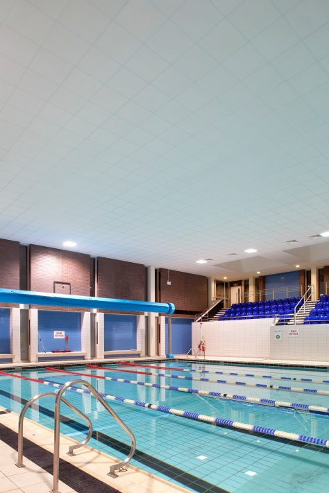 Leytonstone Leisure Centre main pool APPROVED