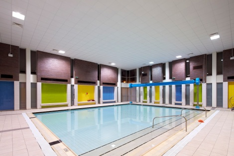 Leytonstone Leisure Centre teaching pool APPROVED