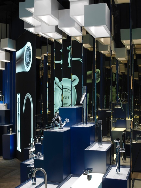 probably the best bathroom showroom in the world