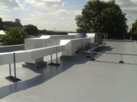 The next generation of liquid applied roof membranes has been launched by Sika Liquid Plastics, Decothane Ultra.