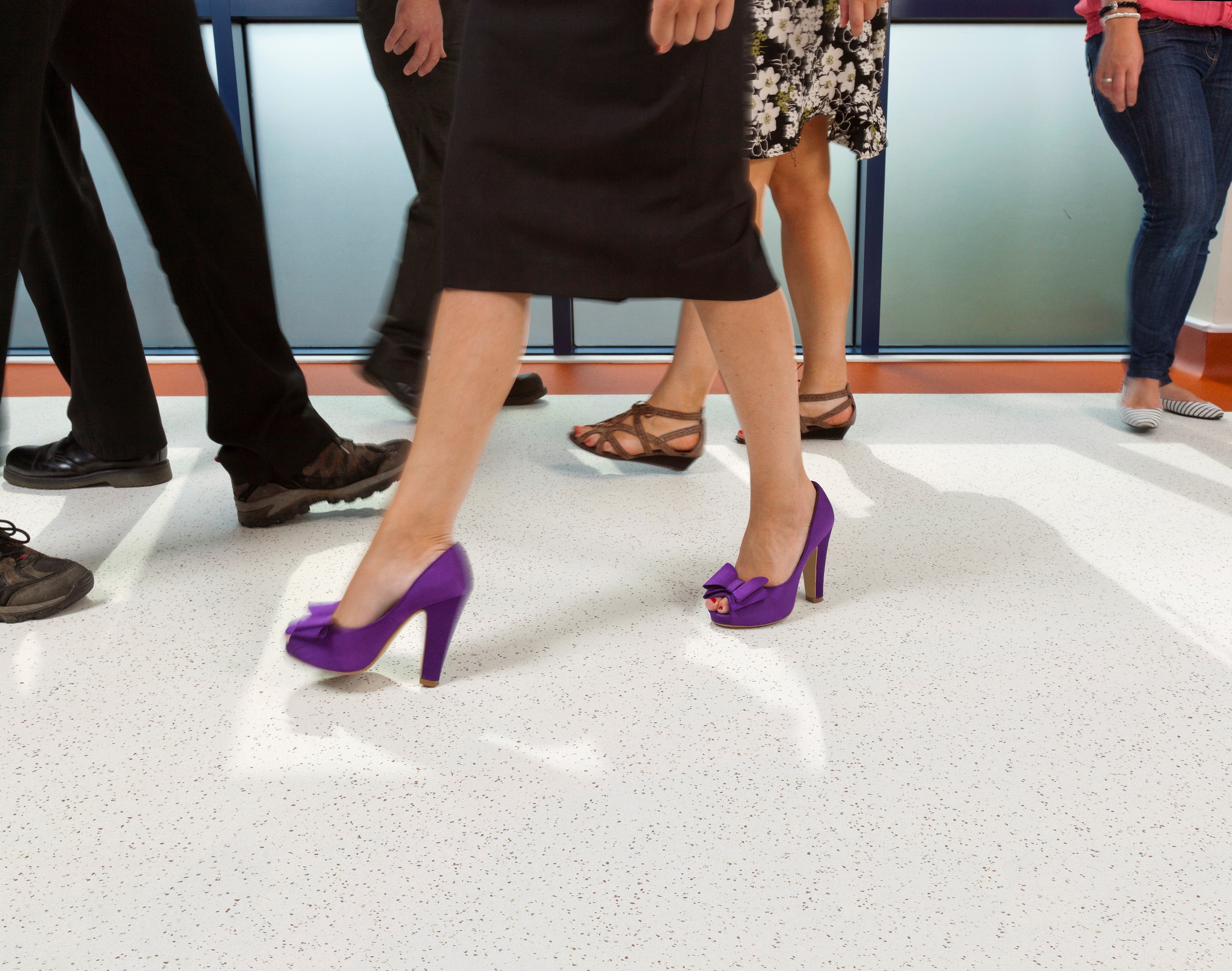 Altro Increases Warranty On 2 5mm Safety Flooring