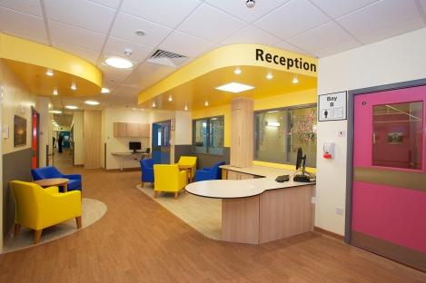 Altro and Warrington Hospital 2