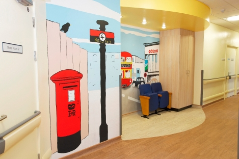 Altro and Warrington Hospital