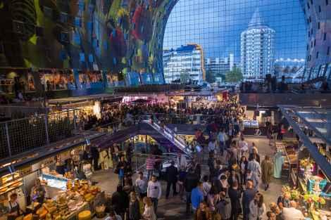 Markthall Rotterdam -u00AE Steven Scholten, cimon.nl