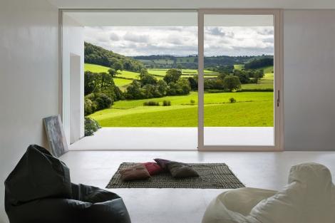 Imago frames the english countryside
