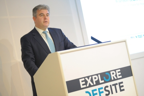Brandon Lewis MP speaker