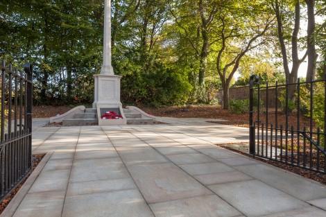 Brett Landscaping - Sutton War Memorial