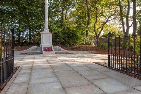 Brett Landscaping - Sutton War Memorial