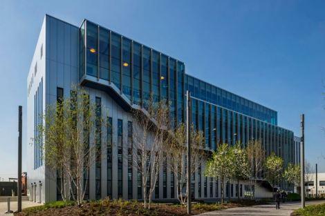 B & K Structure's BSkyB Believe in Better Building (BiBB) Development