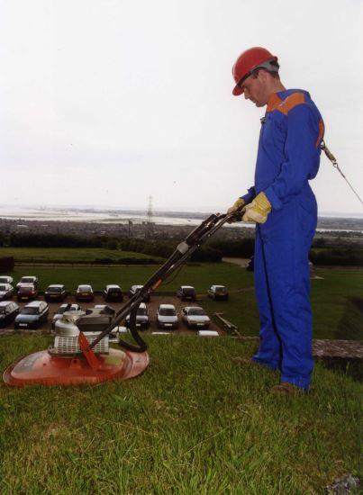 Safe maintenance