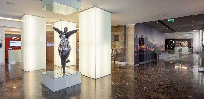 Vicaima takes centre stage at theatre inspired Porto Hotel