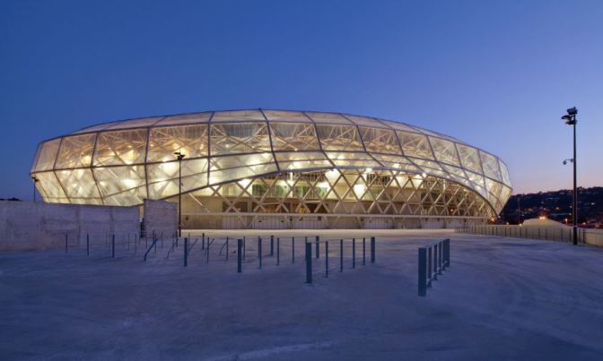 VinylPlus: championing PVC in European sports stadiums