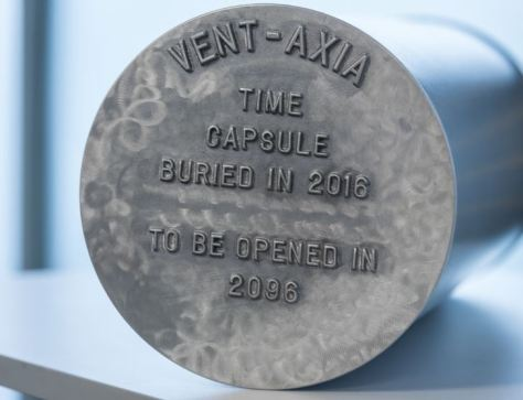 Vent-Axia's Time Capsule