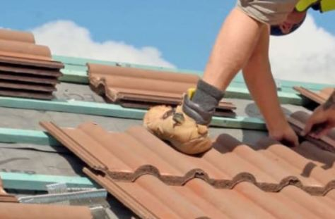 PITCHED ROOFING TRAINING