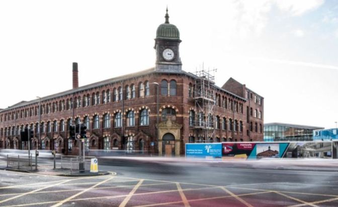 Histoglass helps save iconic Leeds architecture