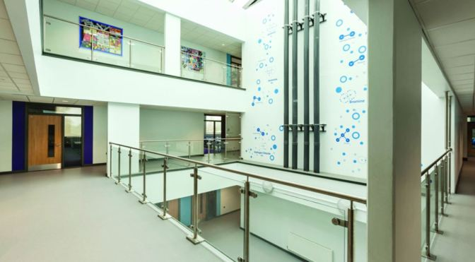 Altro Xpresslay brings fast turnaround and cost savings at 27 new build schools