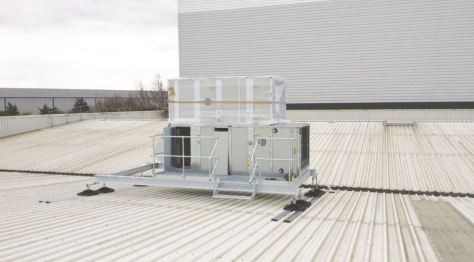 rooftop support solutions