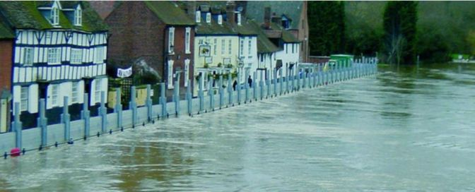 Flood Defence Systems Continue To Gain Ground