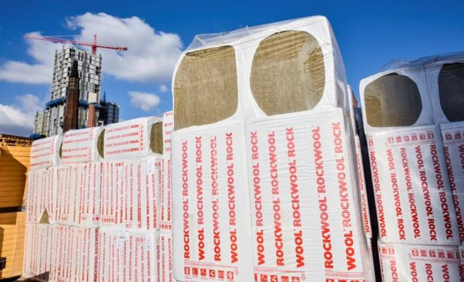 ROCKWOOL reaches new heights in Manchester's skyline