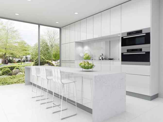 New quartz surfaces combine style with maximum durability
