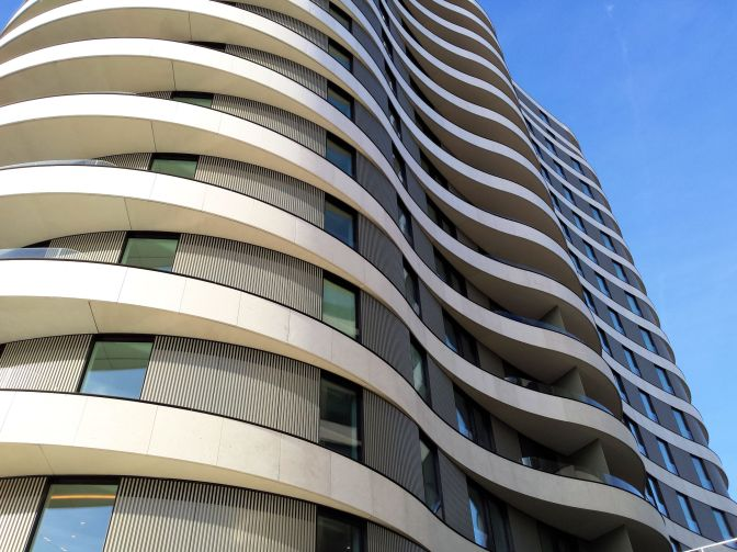London's Riverwalk incorporates Passivhaus standard Schöck Isokorb
