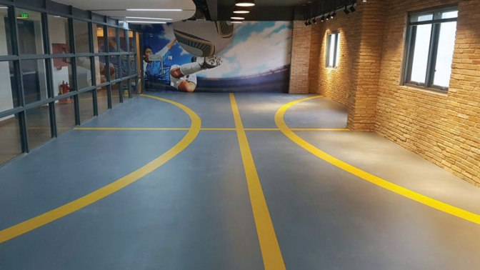 Yegin Industries Designs New Floor to Score Sales and Employee Satisfaction