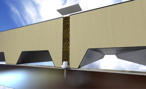 Ejot Opticore fastening system